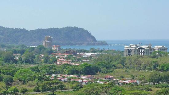 View of Jaco